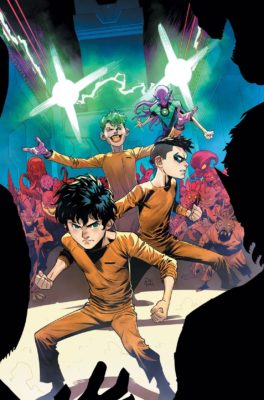Adventures of the Super Sons #7 cover