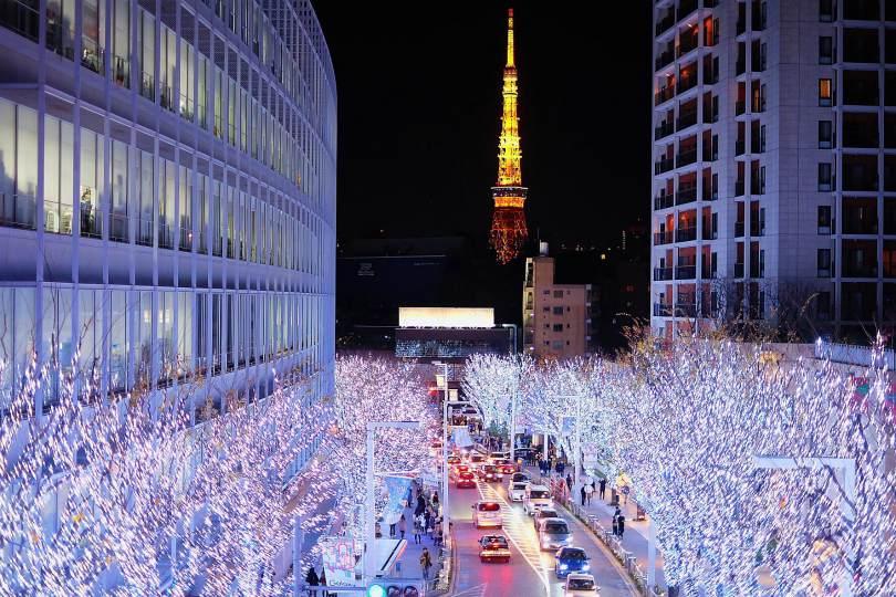 Natale a Tokyo