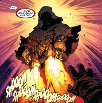 Extermination Cable killed X-Force