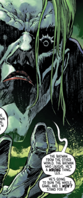 Justice League #13 Joker Batman Che Ride 1