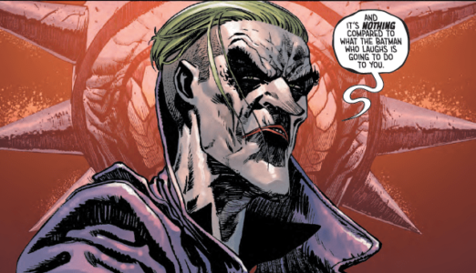 Justice League #13 Joker Batman Che Ride 2