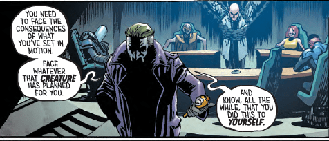 Justice League #13 Joker Batman Che Ride 3