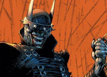 Justice League Batman Che Ride