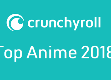 Crunchyroll top