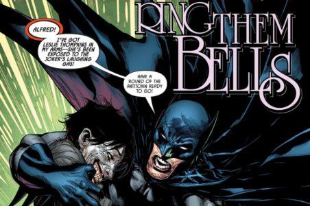 Detective Comics #995 Leslie Batman