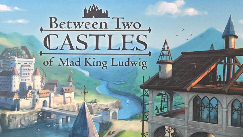 Between Two Castles of Mad Kind Ludwig: La recensione
