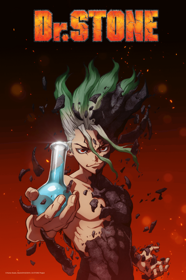 dr. stone anime