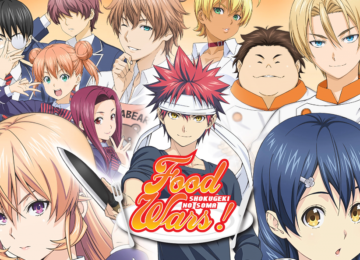 Food‌ ‌Wars! Shokugeki‌ ‌no‌ ‌Soma