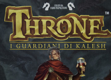 Throne - I guardiani di Kalesh