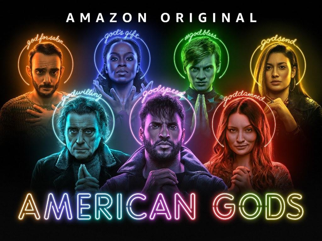 American Gods, il cast
