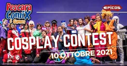 cosplay contest Pescara Nerd